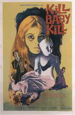 Kill, Baby, Kill - 11 x 17 Movie Poster - Style A