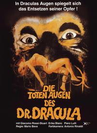 Kill, Baby, Kill - 11 x 17 Movie Poster - German Style A