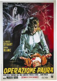 Kill, Baby, Kill - 11 x 17 Movie Poster - Italian Style A