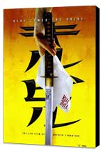 Kill Bill Vol. 1 - 27 x 40 Movie Poster - Style C - Museum Wrapped Canvas