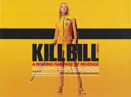 Kill Bill Vol. 1 - 11 x 17 Movie Poster - Style A