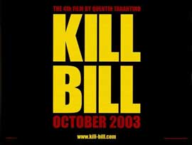 Kill Bill Vol. 1 - 11 x 17 Movie Poster - Style D