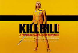 Kill Bill Vol. 1 - 27 x 40 Movie Poster - Style A