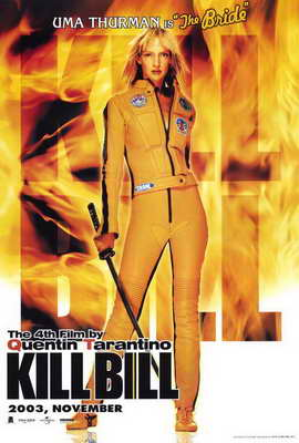 Kill Bill Vol. 1 - 27 x 40 Movie Poster - Style B