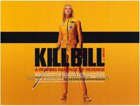 Kill Bill Vol. 1 - 43 x 62 Movie Poster - Bus Shelter Style A