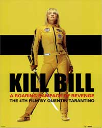 Kill Bill Vol. 1 - Movie Poster - 16 x 20 - Style A