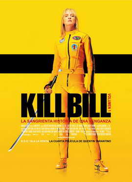 Kill Bill Vol. 1 - 27 x 40 Movie Poster - Spanish Style A