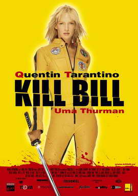 Kill Bill Vol. 1 - 27 x 40 Movie Poster - Italian Style A