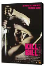 Kill Bill, Vol 2 - 27 x 40 Movie Poster - Style D - Museum Wrapped Canvas