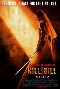 Kill Bill, Vol 2 - Movie Poster - 27 x 39 - Style A
