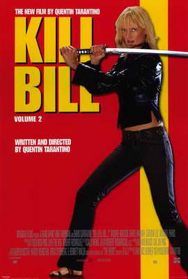 Kill Bill, Vol 2 - 27 x 40 Movie Poster - Style C