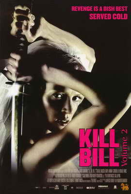 Kill Bill, Vol 2 - 27 x 40 Movie Poster - Style D