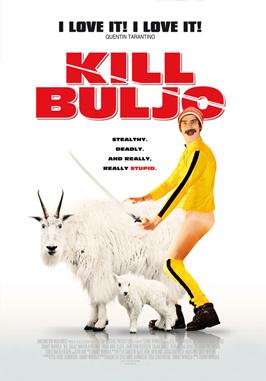 Kill Buljo: The Movie - 11 x 17 Movie Poster - Style A