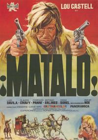 Kill Him! - 11 x 17 Movie Poster - Spanish Style A
