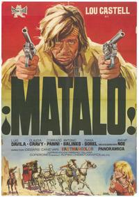 Kill Him! - 27 x 40 Movie Poster - Spanish Style A