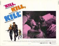 Kill Kill Kill Kill - 11 x 14 Movie Poster - Style A