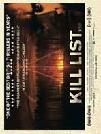 Kill List - 43 x 62 Movie Poster - Bus Shelter Style A