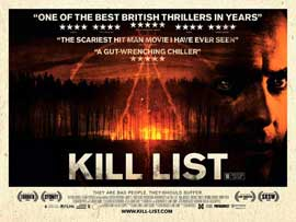 Kill List - 27 x 40 Movie Poster - UK Style A