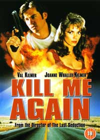 Kill Me Again - 27 x 40 Movie Poster - UK Style A