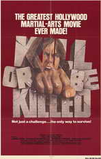 Kill or Be Killed - 11 x 17 Movie Poster - Style A