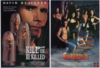 Kill or Be Killed/Showdown - 27 x 40 Movie Poster - Style A