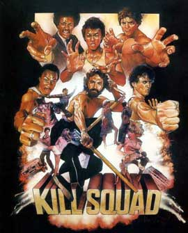Kill Squad - 27 x 40 Movie Poster - Style A