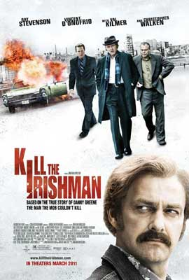 Kill the Irishman - 11 x 17 Movie Poster - Style A