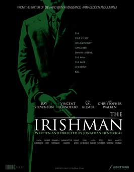 Kill the Irishman - 11 x 17 Movie Poster - Style B