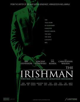 Kill the Irishman - 27 x 40 Movie Poster - Style B