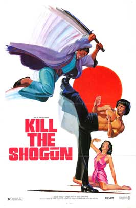 Kill the Shogun - 11 x 17 Movie Poster - Style A