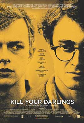 Kill Your Darlings - 11 x 17 Movie Poster - Canadian Style A