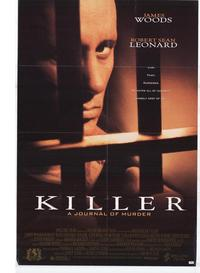 Killer: A Journal of Murder - 27 x 40 Movie Poster - Style B