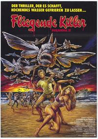 Killer Fish - 27 x 40 Movie Poster - German Style A