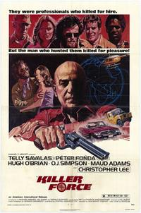 Killer Force - 11 x 17 Movie Poster - Style A