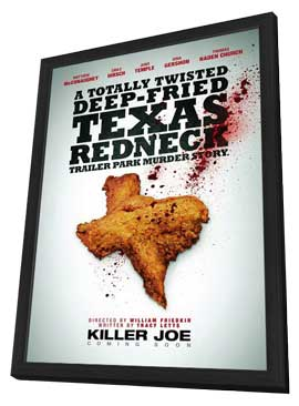 Killer Joe - 11 x 17 Movie Poster - Style B - in Deluxe Wood Frame