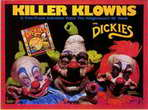 Killer Klowns from Outer Space - 11 x 17 Movie Poster - Style B