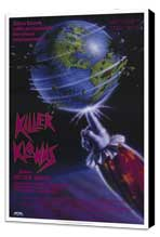 Killer Klowns from Outer Space - 27 x 40 Movie Poster - Style A - Museum Wrapped Canvas