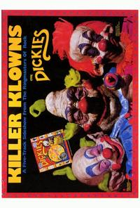 Killer Klowns from Outer Space - 27 x 40 Movie Poster - Style B