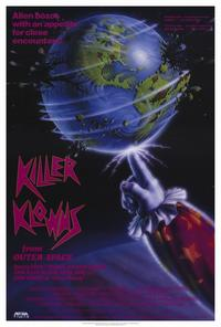 Killer Klowns from Outer Space - 43 x 62 Movie Poster - Bus Shelter Style B