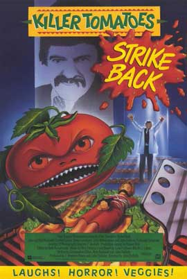 Killer Tomatoes Strike Back! - 11 x 17 Movie Poster - Style A