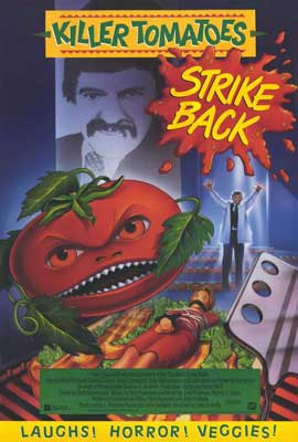 Killer Tomatoes Strike Back! - 27 x 40 Movie Poster - Style A
