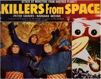 Killers from Space - 11 x 14 Movie Poster - Style A