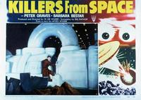 Killers from Space - 11 x 14 Movie Poster - Style D