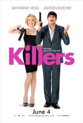 Killers - 27 x 40 Movie Poster - Style C
