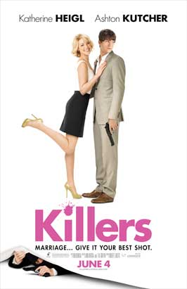 Killers - 11 x 17 Movie Poster - Style A - Double Sided