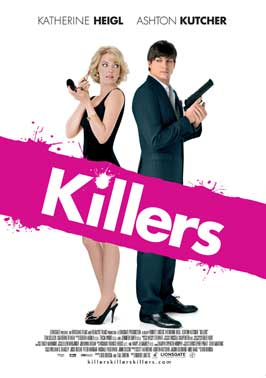 Killers - 11 x 17 Movie Poster - Swedish Style A