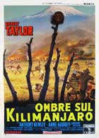 Killers of Kilimanjaro - 11 x 17 Movie Poster - Italian Style B