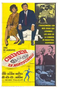 Killing in Monte Carlo - 27 x 40 Movie Poster - Spanish Style A