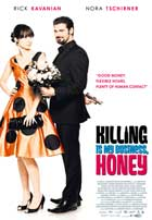 Killing Is My Business, Honey - 11 x 17 Movie Poster - Style A