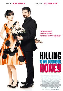 Killing Is My Business, Honey - 27 x 40 Movie Poster - Style A